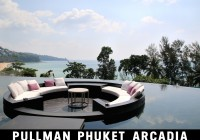 Sun Lounger Seeking at Pullman Phuket Arcadia Resort