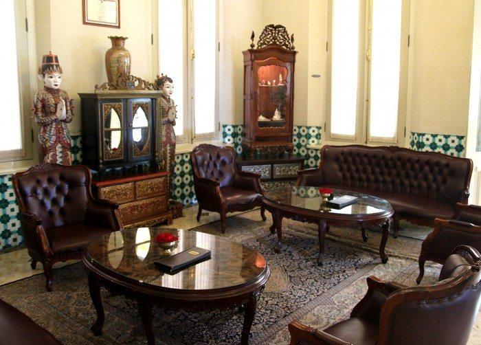 The Museum at The Phoenix Hotel Yogyakarta