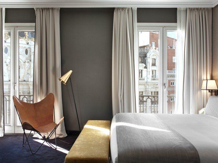 The Principal Madrid Design hotel opens