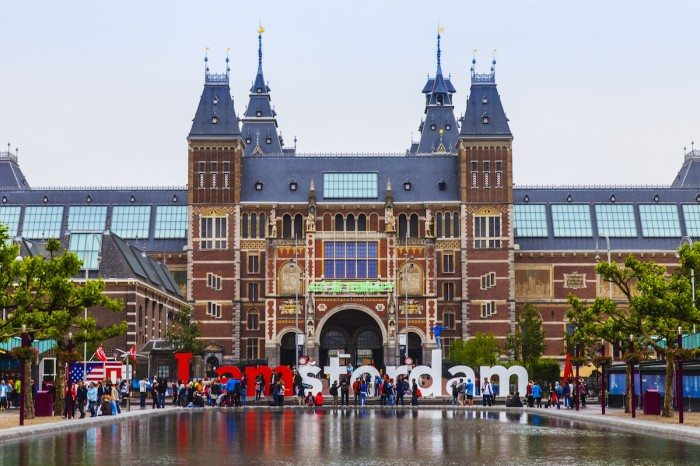Amsterdam City Guide- State museum