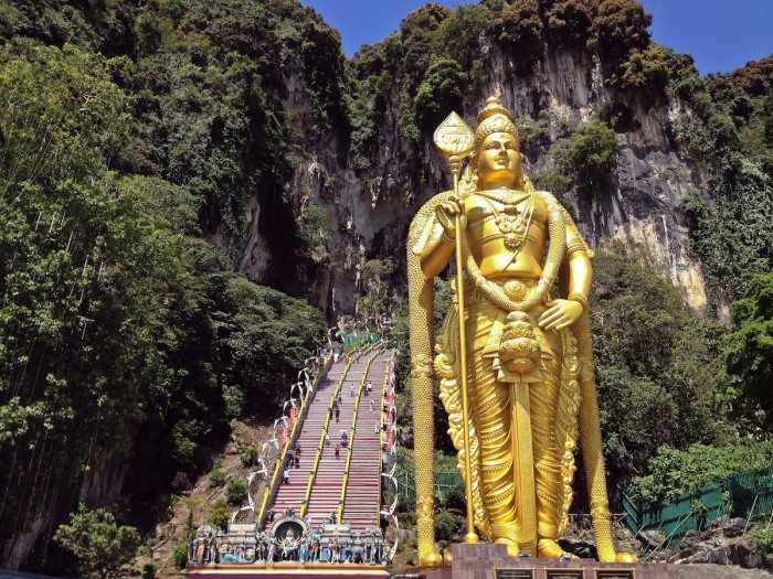 Batu Caves - Best things to do in Kuala Lumpur