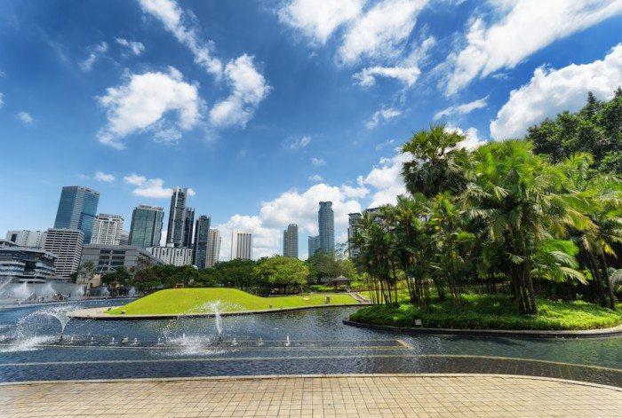 KLCC Park - Best things to see in Kuala Lumpur