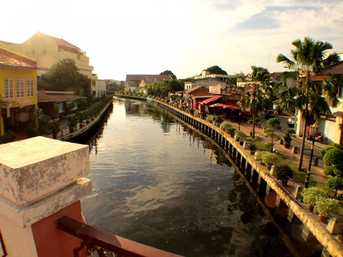Malacca - easy weekend getaway from Singapore