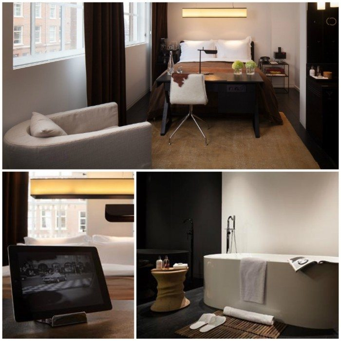 Sir Albert Hotel Amsterdam Suite2