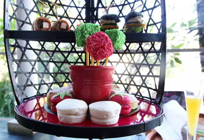 W Retreat and Spa, Bali- High Tea