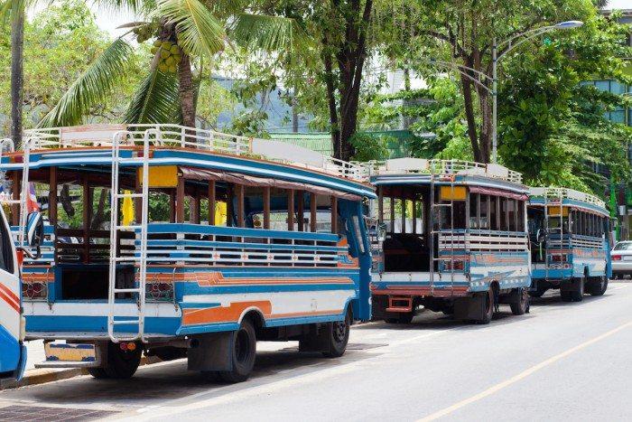 Phuket versus Krabi Thailand