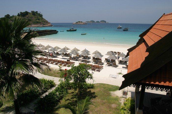 beach in Redang Island Malaysia