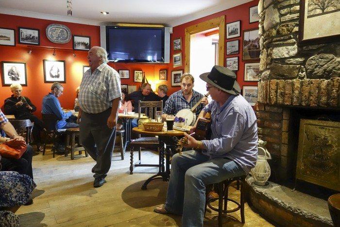 Saratoga Pub Woodstown Ireland