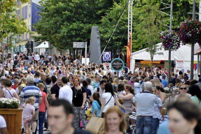 Sparoi Festival Waterford Ireland