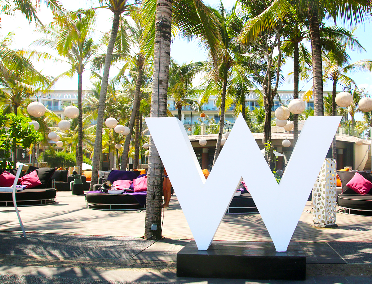 The Ultimate Bali Retreat at W Resort and Spa – Seminyak