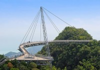 View From The Top – Langkawi's Sky Bridge and Cable Car