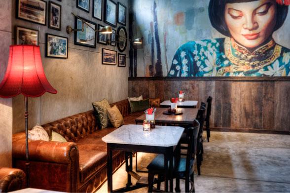 Mama San Restaurant Bali - Bali's Best Restaurants