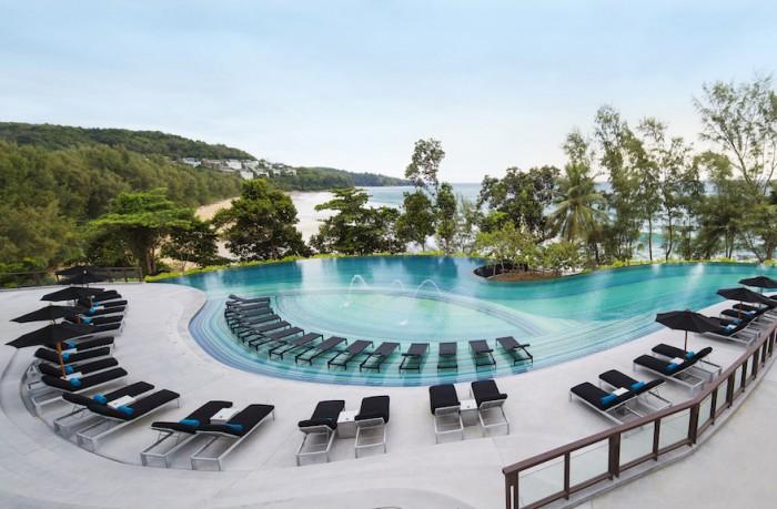 Pullman Phuket Pool