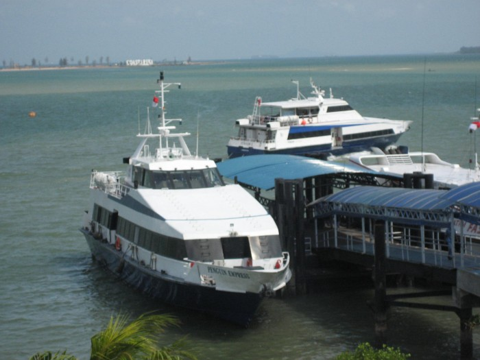 Ferry from Singapore to Bintan and Batam