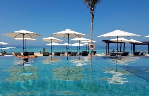 New Ritz Carlton Bali Pool
