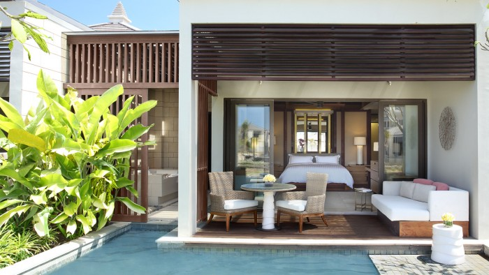 The Ritz-Carlton Bali- Pool Pavilion