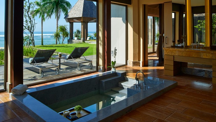 The Ritz-Carlton Bali- Ocean Front Villa