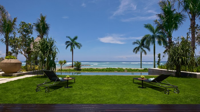 The Ritz-Carlton Bali- Ocean Front Villa Private Pool