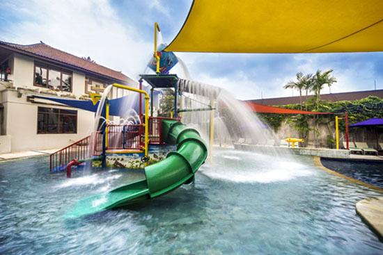 Bali Dynasty Kids Pool