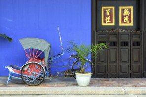 Cheong Fatt Tze Mansion, Penang, Malaysia
