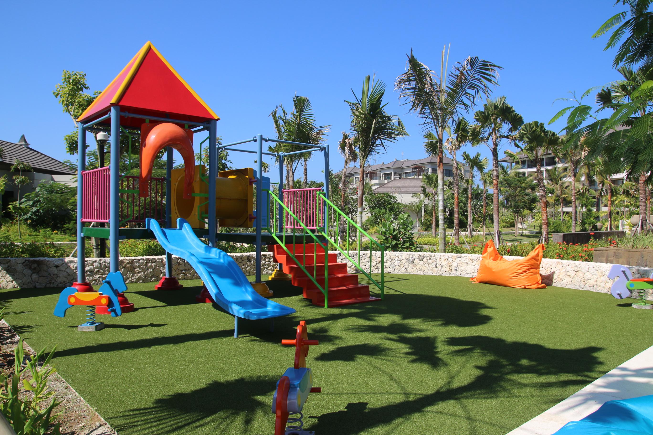 Bali's Best Kid's Clubs-Ritz Carlton Bali Nusa Dua