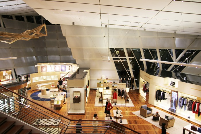 Top Things to do at Marina Bay Sands - Louis Vuitton Island