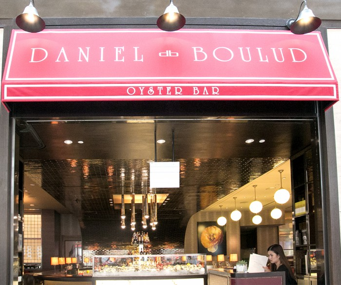Celebrity Chef Restaurants Singapore - DB Bistro by Daniel Boulud