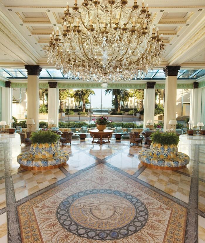 Fashion Designer Hotel Palazza Versace Australia Gold Coast
