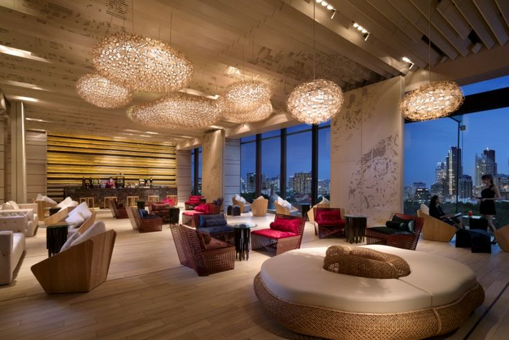 Fashion Designer Hotel Sofitel So Bangkok