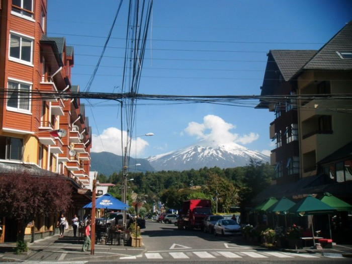 Best of South America-Pucon-Chile