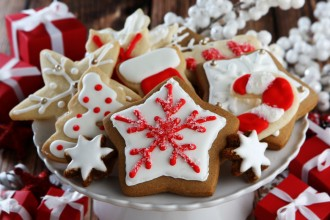 Christmas traditions from around the world cookies