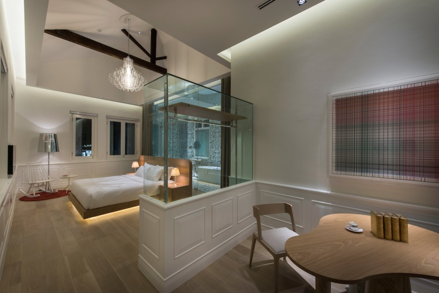 Macalister Mansion room design