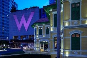 W Bangkok Restaurant The House of Sathorn