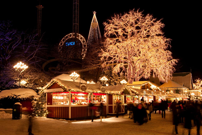 Europe's Best Christmas Markets- Gothenburg, Sweden