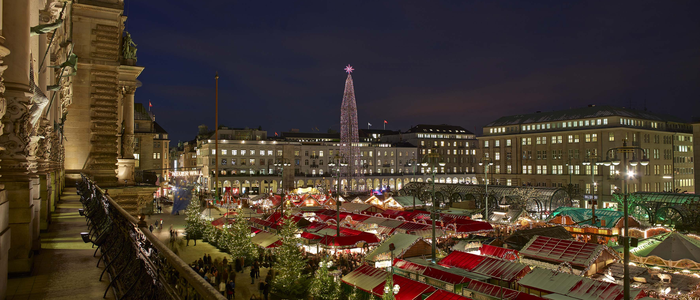 Europe's Best Christmas Markets- Hamburg, Germany