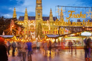 Europe's Best Christmas Markets- Vienna, Austria