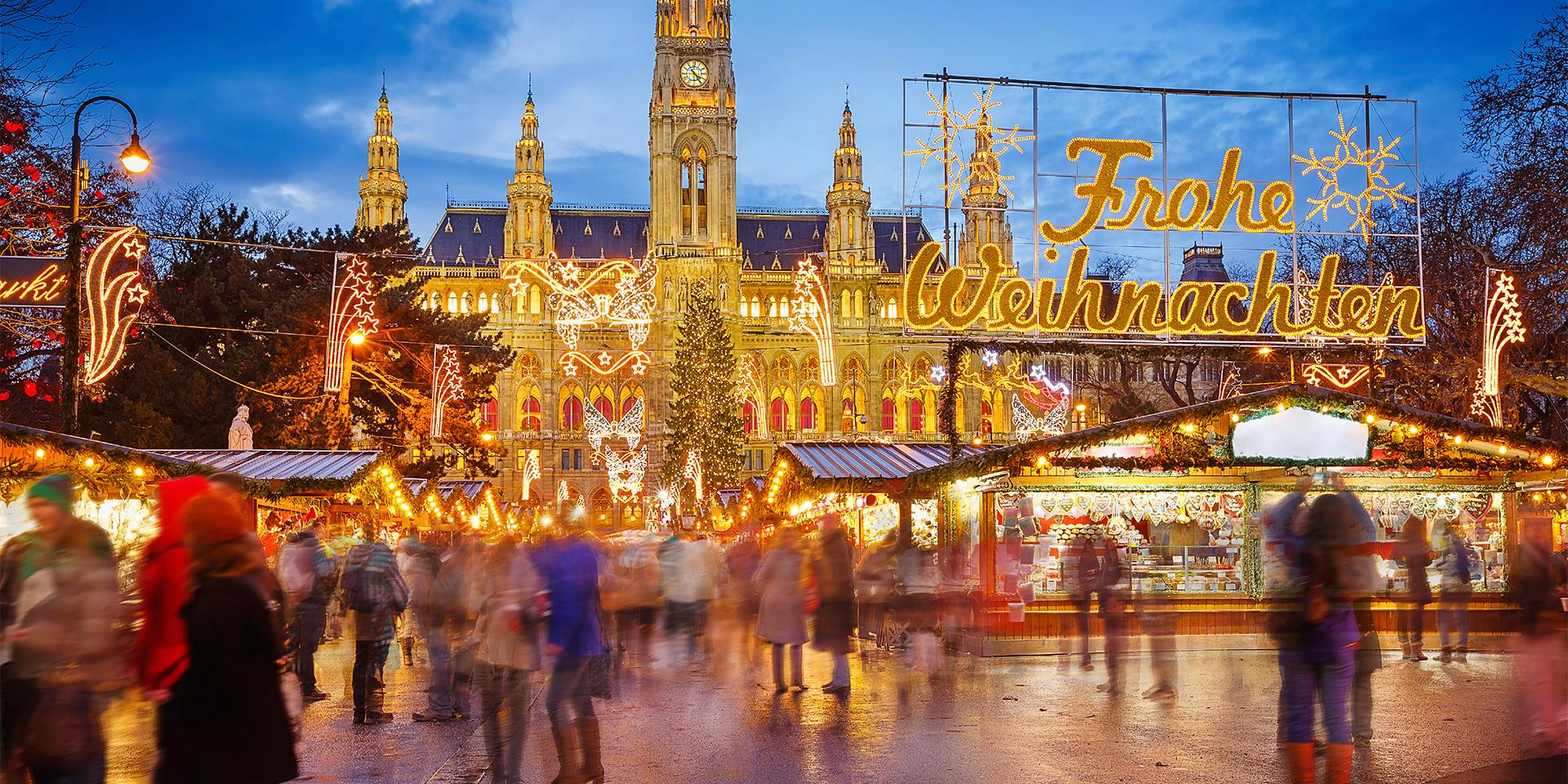 Europe's Best Christmas Markets- Vienna, Austria