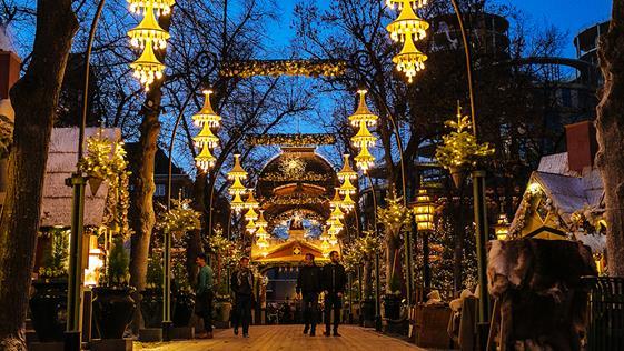 Europe's Best Christmas Markets- Copenhagen, Denmark