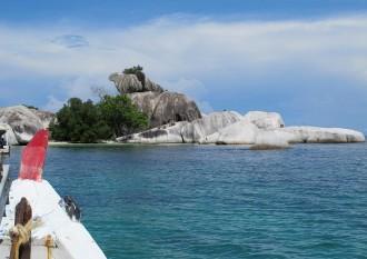 Belitung Island Hidden Paradise Boat