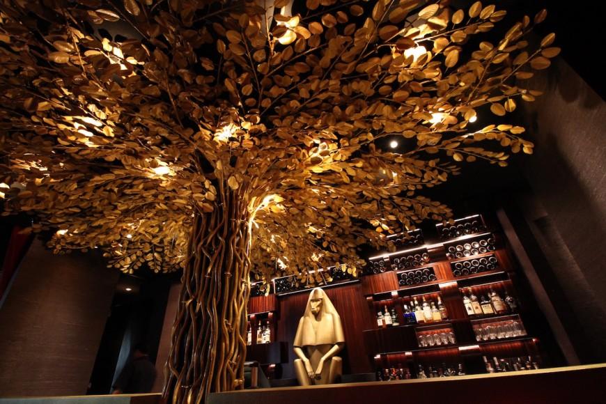 Hotel Vagabond Singapore Bar Review