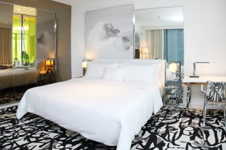 The South Beach Hotel Singapore Room