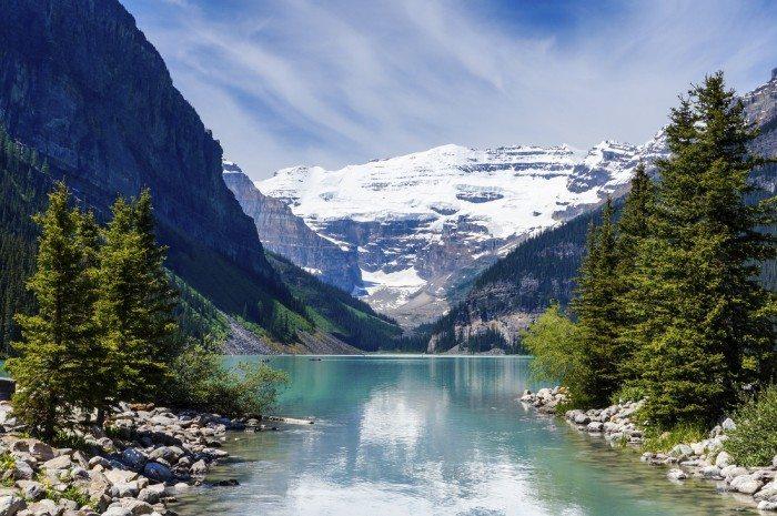 Lake Louise- Rocky Mountain Road Trip