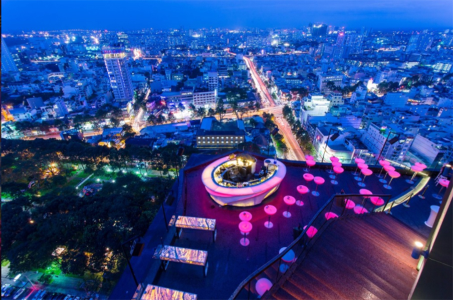Chill Skybar Saigon - What to do in Ho Chi Minh City