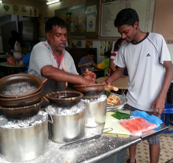 Penang Top Hawker Food Apom Manis