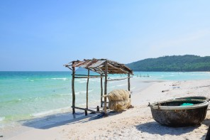 Paradise beach in Phu quoc island, Viet nam.