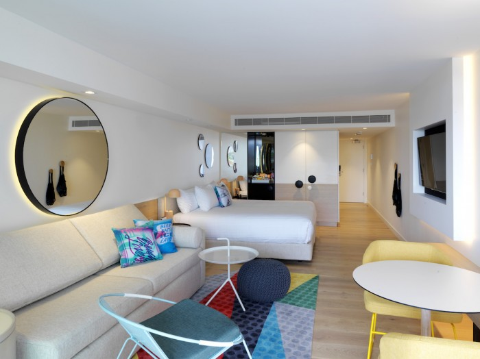 QT Bondi Hotel Sydney Australia - Deluxe King