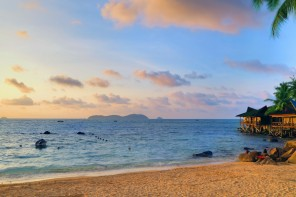 Short family getaways from Singapore Tioman Island Malaysia
