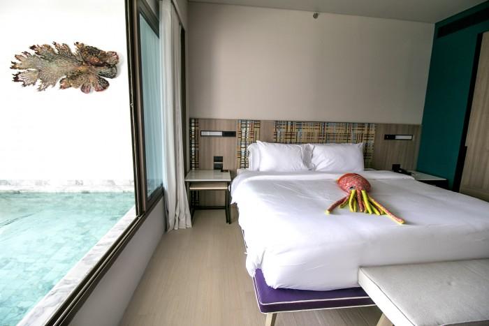 Veranda Pattaya Resort Review Family Pool Suite