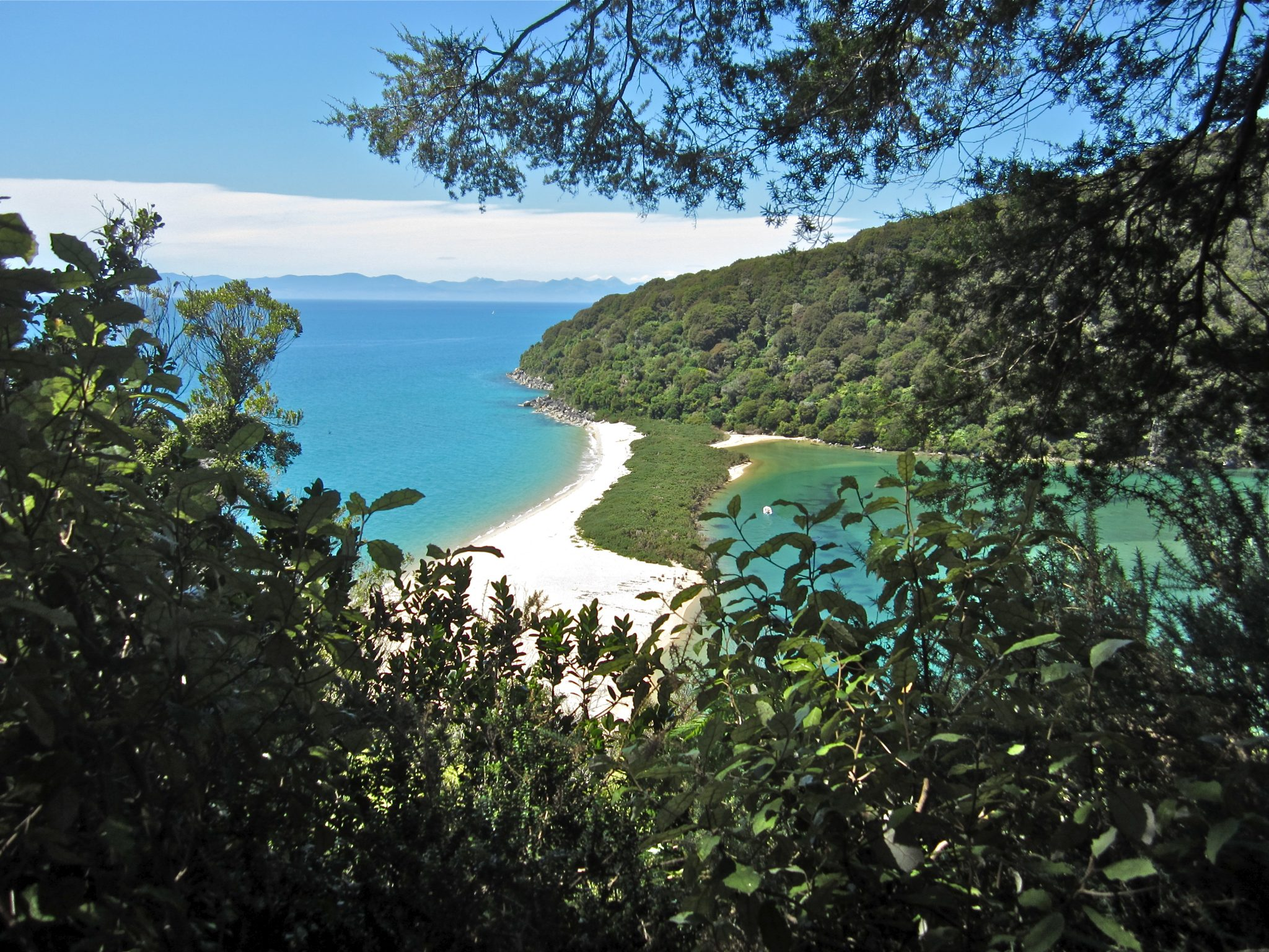 Abel Tasman-Top Reasons to Visit New Zealand