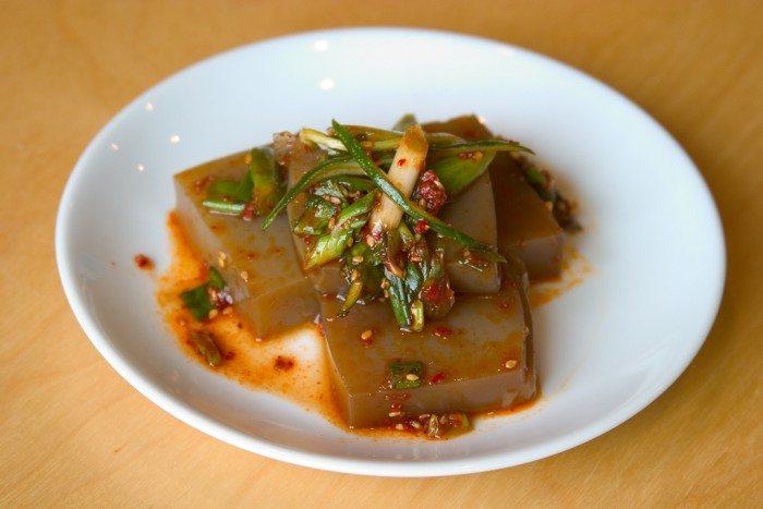 Dotorimuk - Unique Korean Food